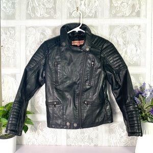 Urban Republic Girls Collection Biker's Jacket